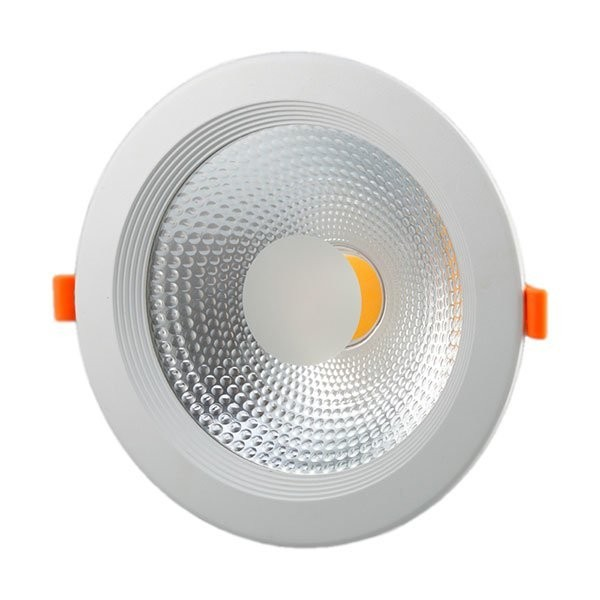 LED-Einbau-Downlight, 30W, 2500lm, 6000K