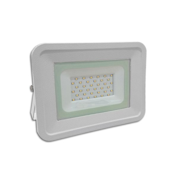LED-Fluter, 30 W, 2250 lm, weiß, IP65