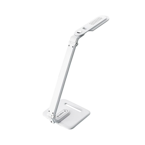 LED-Tischlampe, 8 W, dimmbar, touch, weiß